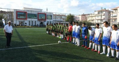 Ahmet Alp için yapılan turnuva başladı