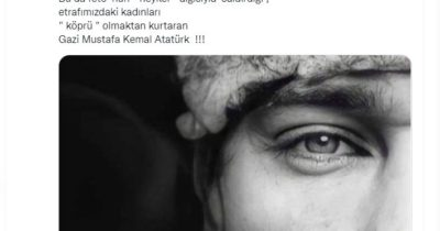 """Bakan Karaismailoğlu'ndan tepki çeken """"Köprü"""" paylaşımı"""