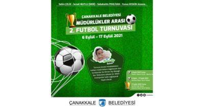 Bu yılki turnuva Ahmet Alp için