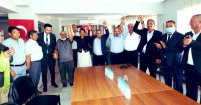 CHP'den AK Parti'ye geçtiler