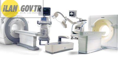 Tıbbi görüntüleme hizmeti alınacaktır