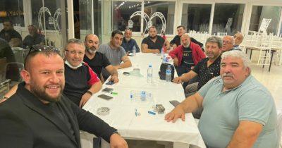 Zafer Partisinden ilk toplantı