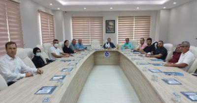 BİGA FUARI tertip komitesi toplandı