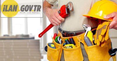 Bina onarım tamir ve tadilat işleri yaptırılacaktır