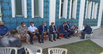 Fatma Bodur için mevlid programı düzenledi