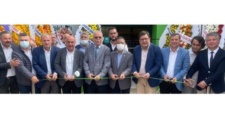Halkın Bakkalı'nın ikinci şubesi açıldı: Üreticiden tüketiciye uzanan bir köprü…