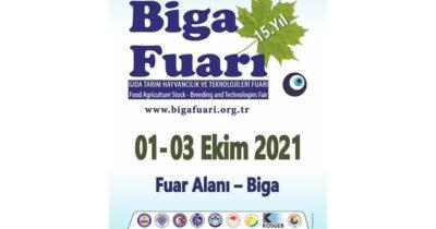 15. Biga Fuarı yarın başlıyor