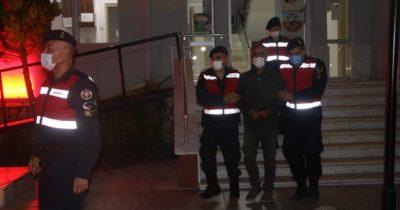 Ayvacık'taki cinayetin zanlısı tutuklandı
