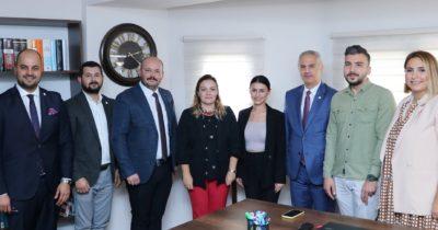 Yeni avukatlar ziyaret edildi