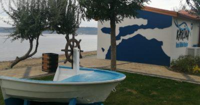Karina Deniz Kültürü Merkezi kapılarını açıyor