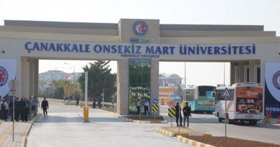 ÇOMÜ'ye yeni kart basım merkezi kuruluyor