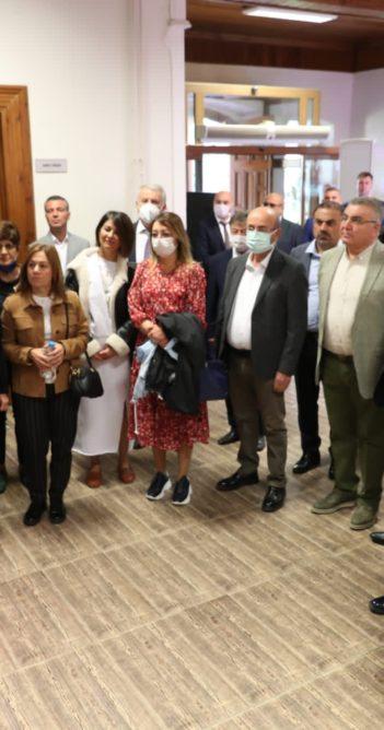 Başkan Gökhan Bilecik'te (videolu haber)