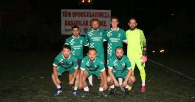 Futsalda kazanan Nimet Tarım oldu