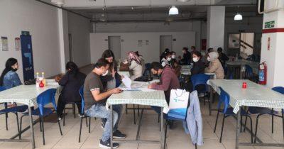 Gelibolu'da iş başı eğitim programı
