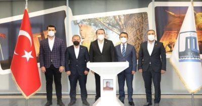 Genel başkanlar Çanakkale'de
