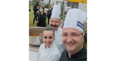 Demirci zeytinyağı festivalinde